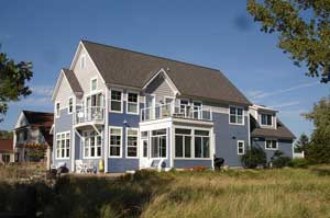 Search all sw michigan lake homes for sale you can own a for Southwest michigan home builders